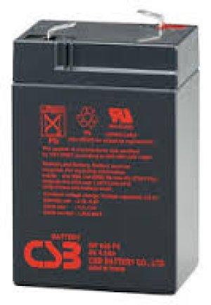 画像1: GP645 バッテリー 標準タイプ GPシリーズ NP4.5-6相当 6V/4.5Ah CSB