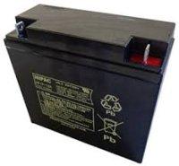 HF17-12A 鉛蓄電池 長寿命・高率放電タイプ HFシリーズ FPX12170相当 12V/17Ah 日立化成