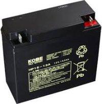 HP15-12A 鉛蓄電池 標準タイプ HPシリーズ PE12V17 12m15B相当 12V/15Ah 日立化成