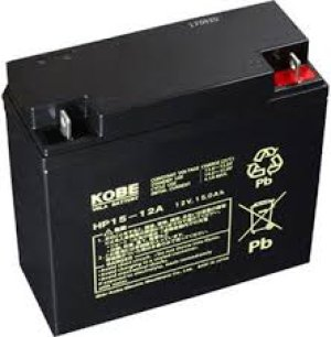 画像1: HP15-12A 鉛蓄電池 標準タイプ HPシリーズ PE12V17 12m15B相当 12V/15Ah 日立化成