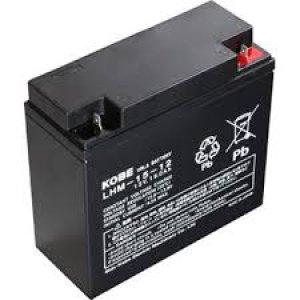 画像1: LHM15-12 鉛蓄電池 超長寿命タイプ LHMシリーズ PWL12V15相当 12V/15Ah 日立化成