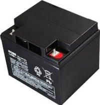 LHM38-12 鉛蓄電池 超長寿命タイプ LHMシリーズ PWL12V38 FLH12400相当 12V/38Ah 日立化成