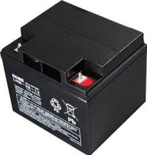 画像1: LHM38-12 鉛蓄電池 超長寿命タイプ LHMシリーズ PWL12V38 FLH12400相当 12V/38Ah 日立化成