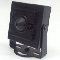 ITC-409HM(P) 48万画素小型ピンホールマイク付カラーカメラ  アイ・ティー・エス(ITS)