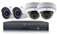 ITS-5MPCAM-SET 500万画素カメラ4台セット バレット・ドーム組合せ自由 安達 安達