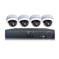 ITS-DOMCAM-SET-AD-2 ハイスペックカメラ4台&フルHD DVRセット 安達 安達