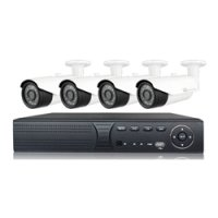 ITS-OUTCAM-SET-AD-2 ハイスペックカメラ4台&フルHD DVRセット ITS-OUTCAM-SET-AdII 安達 安達
