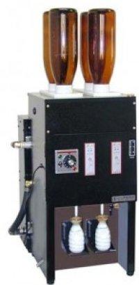 GNB-2-13A ガス式酒燗器 GNB-2 13A 26402012 一升瓶4本立2本取