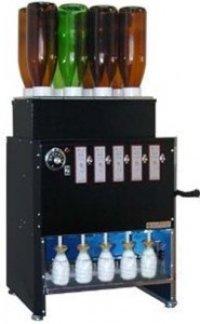 GNB-5-13A ガス式酒燗器 GNB-5 13A 26402032 一升瓶8本立5本取 サンシン