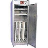 HES-500 スリム型 庖丁・マナ板殺菌庫 スリムクン(乾燥装置付) ASTD2 エイシン