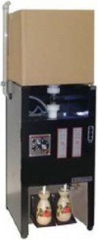 NEC-2 電気式酒燗器 NEC-2 26401120 キュービーテナー用 2本取 サンシン