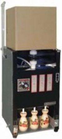 NEC-3 電気式酒燗器 NEC-3 26401130 キュービーテナー用 3本取 サンシン