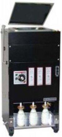 NET-3 電気式酒燗器 NET-3 26401230 タンク式(3升) 3本取 サンシン