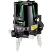 221358 G-110S グリーンレーザー墨出器 本体セット(受光器セット+三脚) マイゾックス