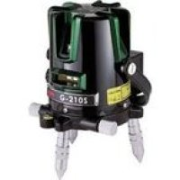 221359 G-210S グリーンレーザー墨出器 本体セット(受光器セット+三脚) マイゾックス