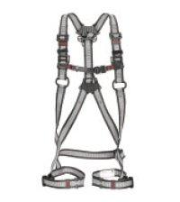AZAS-LWH ハーネスZA ライン白 S  TJMデザイン(タジマ) 4975364261250