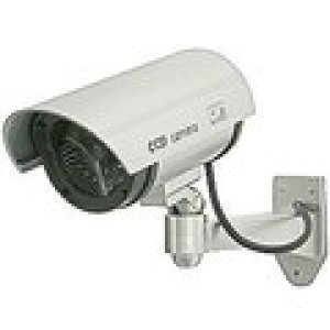 画像1: DC-027IR バレット型ダミーカメラ  マザーツール 4986702406936