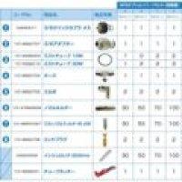 10Z0124004 SFSオプションパーツセットD(100m)  スーパー工業