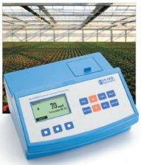 HI83215 ハウス/水耕栽培 養分分析用 卓上型吸光光度計 HI 83215 HANNA(ハンナ)