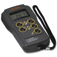 HI93530N ポータブル温度計/サーモカップル(Kタイプ) HI 93530N HANNA(ハンナ)