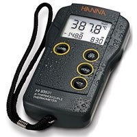 HI93531 ポータブル温度計/サーモカップル(Kタイプ) HI 93531 HANNA(ハンナ)
