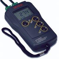 HI93532 ポータブル温度計/サーモカップル(Kタイプ) HI 93532 HANNA(ハンナ)