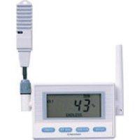 MD8202-N00 監視機能付無線ロガー 送信器 温湿度センサ 専用バッテリ・直付け 4495071  チノー(CHINO)