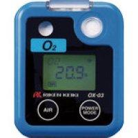 OX-03 理研 ポケッタブル酸素モニター 7946856  理研計器