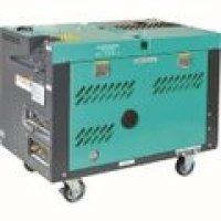 SEL-1325V-2 ディーゼルエンジン式高圧洗浄機SEL-1325V2(防音温水型)  スーパー工業