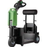 T1000P コンパクト充電式牽引車 T-1000プラットフォーム(庫内用) 8187995  Movexx社