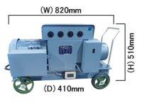 FG-605NE 高周波発生機 高効率モータ 富士製砥 高速電機