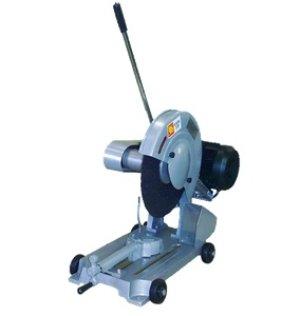 画像1: FS-08E 砥石切断機 乾式用 富士製砥 高速電機