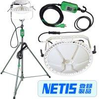 L300W-AB-DIM 投光器型・調光式ディスクバルーン300W  日動工業