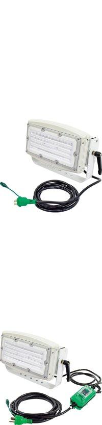 LEIS-100DIM-JW-50K スクエアライト100W 屋内・屋外兼用型(IP65)/調光式  日動工業