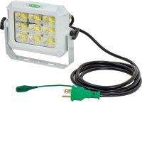 LEN-J60D-W-50K LEDエコナイターV2  日動工業 4937305058558