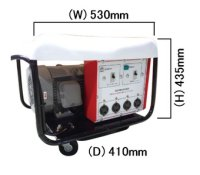 NFG-66E 高周波発生機 高効率モータ 富士製砥 高速電機