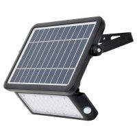 SOL-10PIR-60K  ソーラーLEDセンサーライト エコフラッシュ10W 日動工業