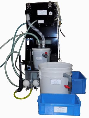 画像1: AP-1G6OPLSN U-Clean AP-1G型 浮上【油・スラッジ、泡】回収装置  U.ENG