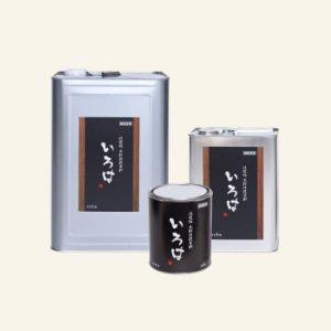 画像1: YU-80 いろはカラー(内外装用自然塗料)濃茶色0.8L  アールジェイ(RJ) 4991254438083