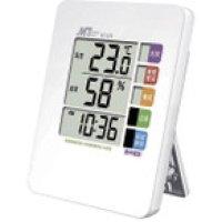 MT-874 熱中症警戒表示付温湿度計  マザーツール