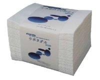 UNIC-01-00105 ラボタオル 50枚/束×24束 を5セット (キムタオル同等品) ユニケミー    【送料無料】【激安】【セール】